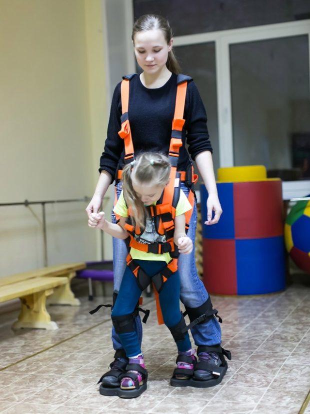 Ходунки «Ардос» для реабилитации детей с ДЦП