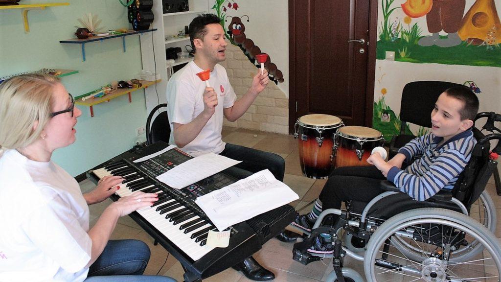 Музыкальная терапия при реабилитации