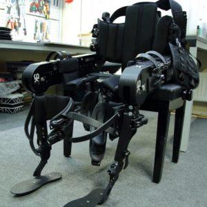Терминатор по-русски: новый отечественный экзоскелет