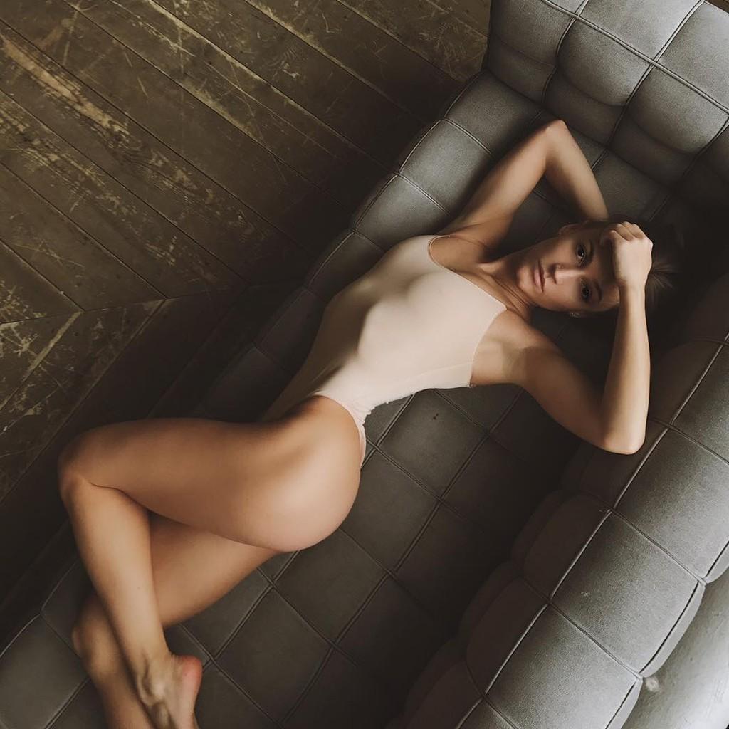 Соня Солдатова - TRX, Air Flex и шпагат