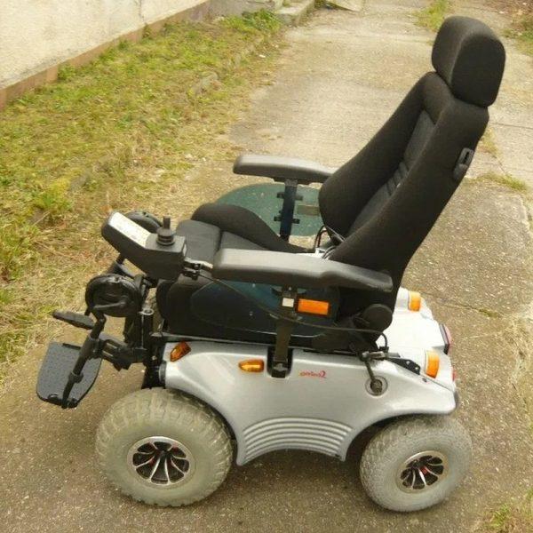 Meyra Optimus 2 (12км сиденье Recaro)